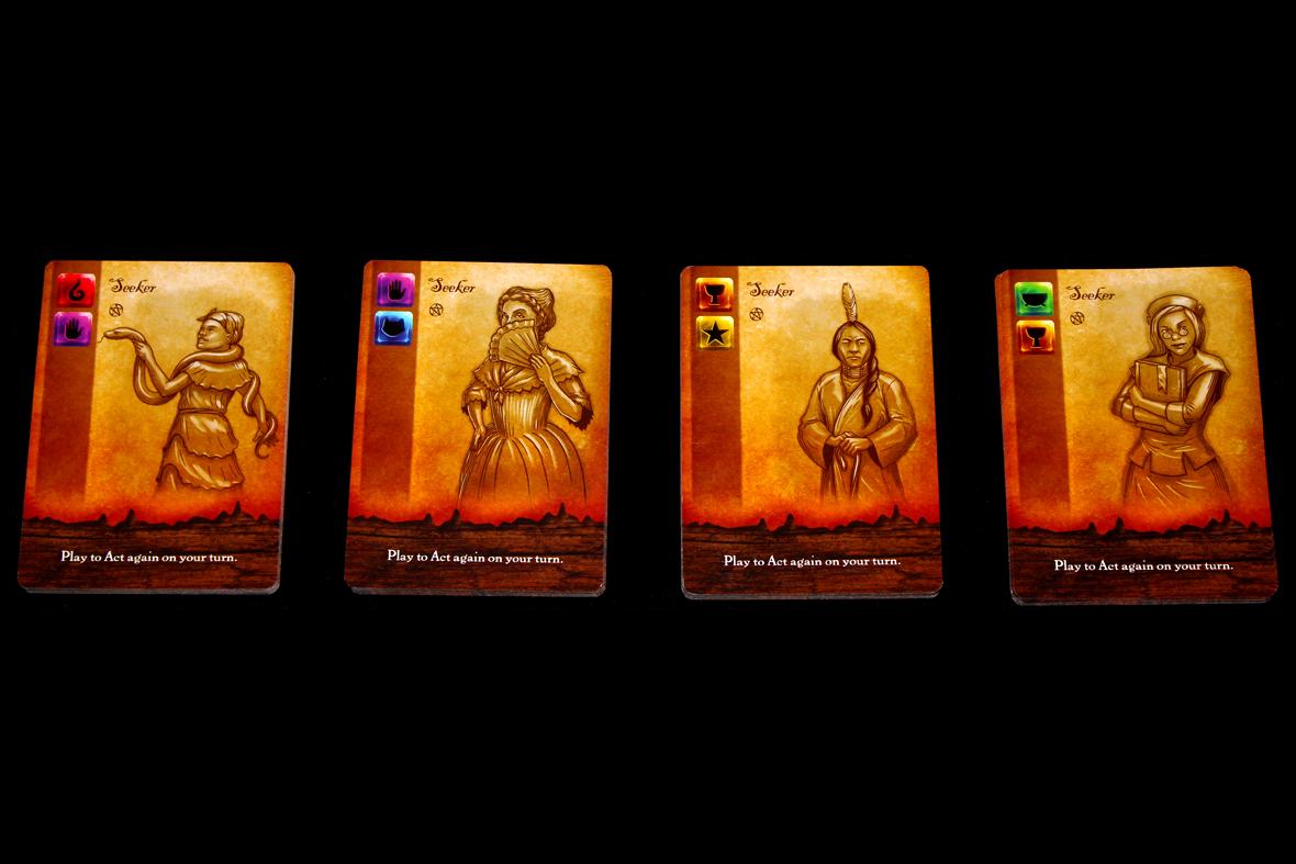 Seeker Cards