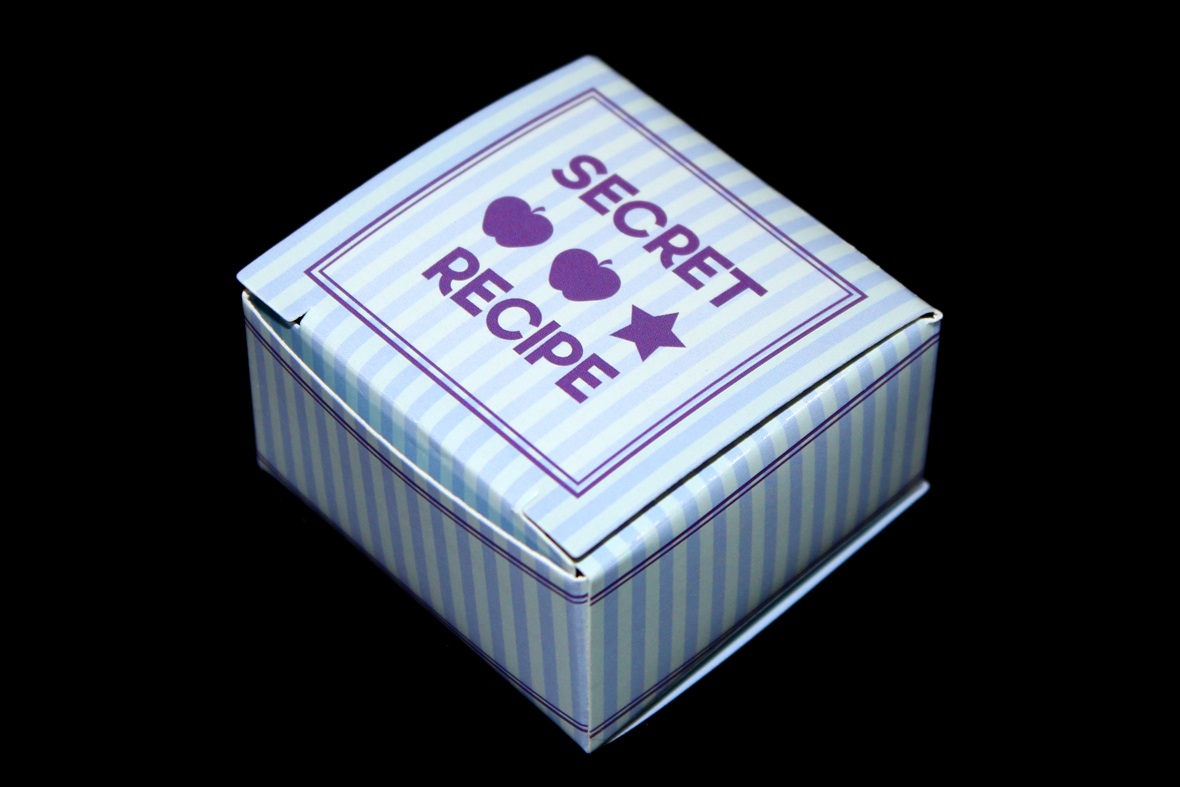 Secret Recipe Box