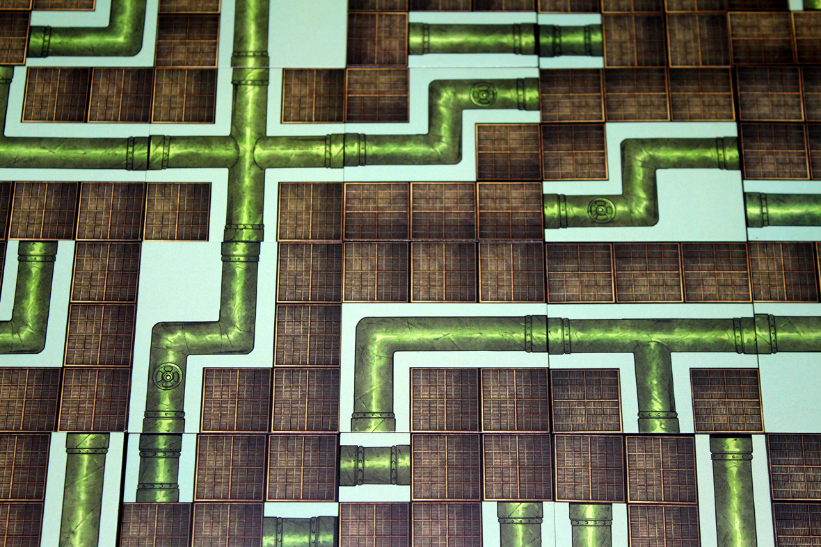 Sewer Tiles