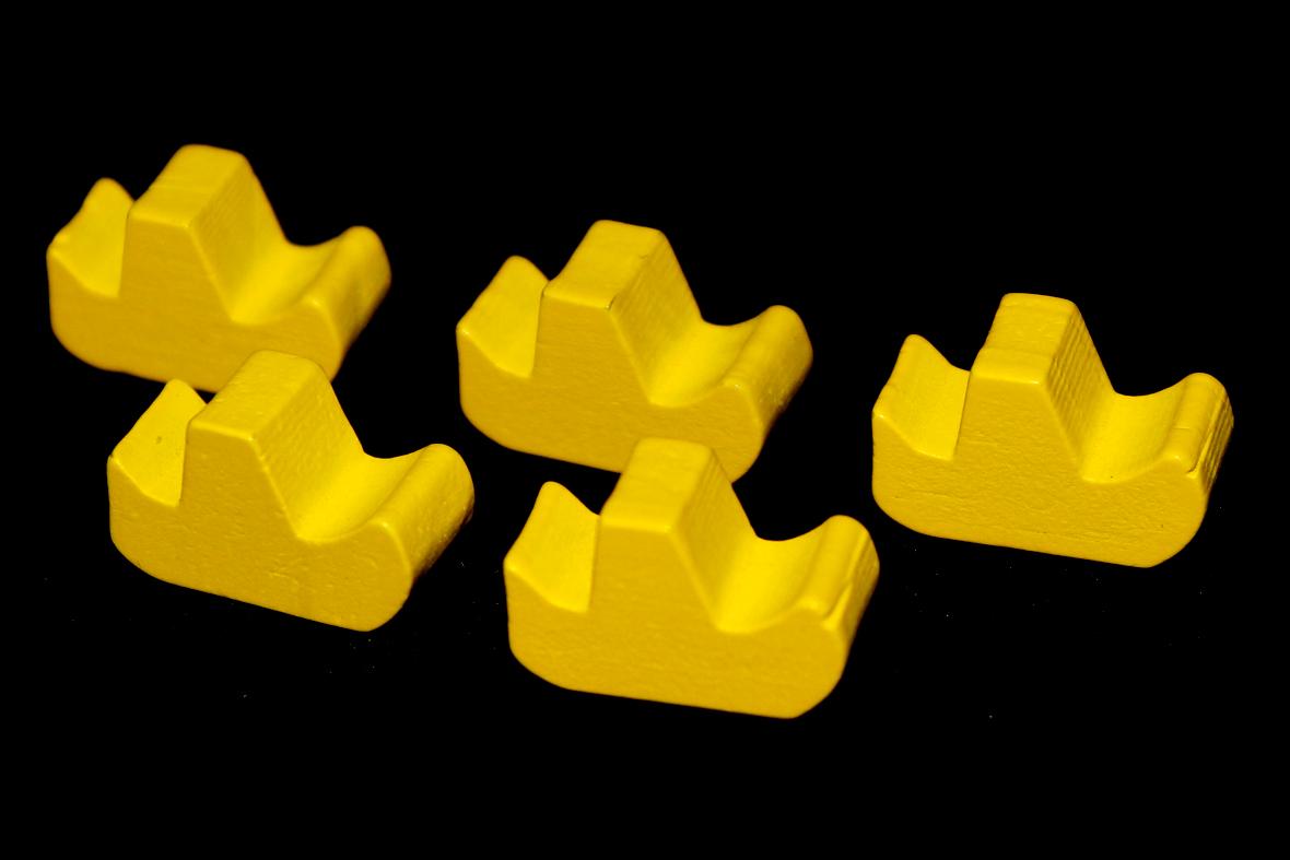 Gold Ships