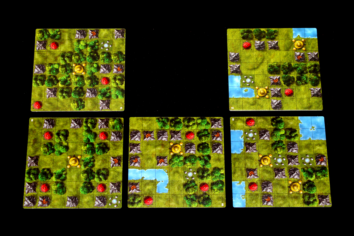 2 Player Arrangement