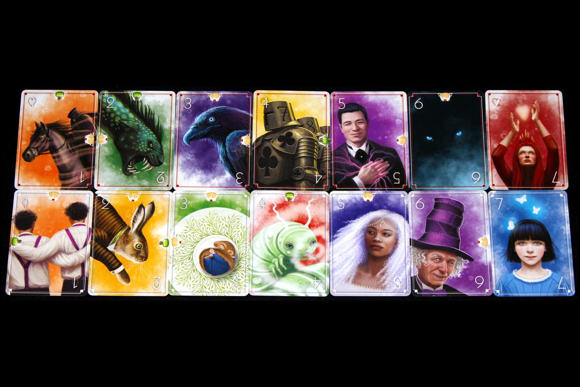 Cards Row
