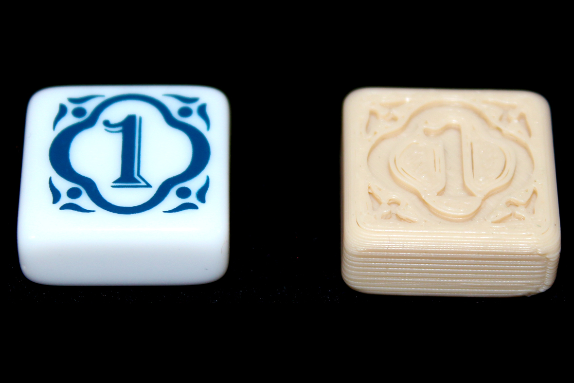 First Player Tokens