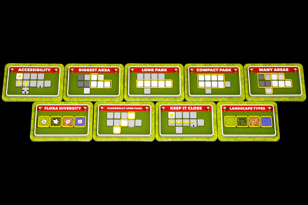 Goal Cards
