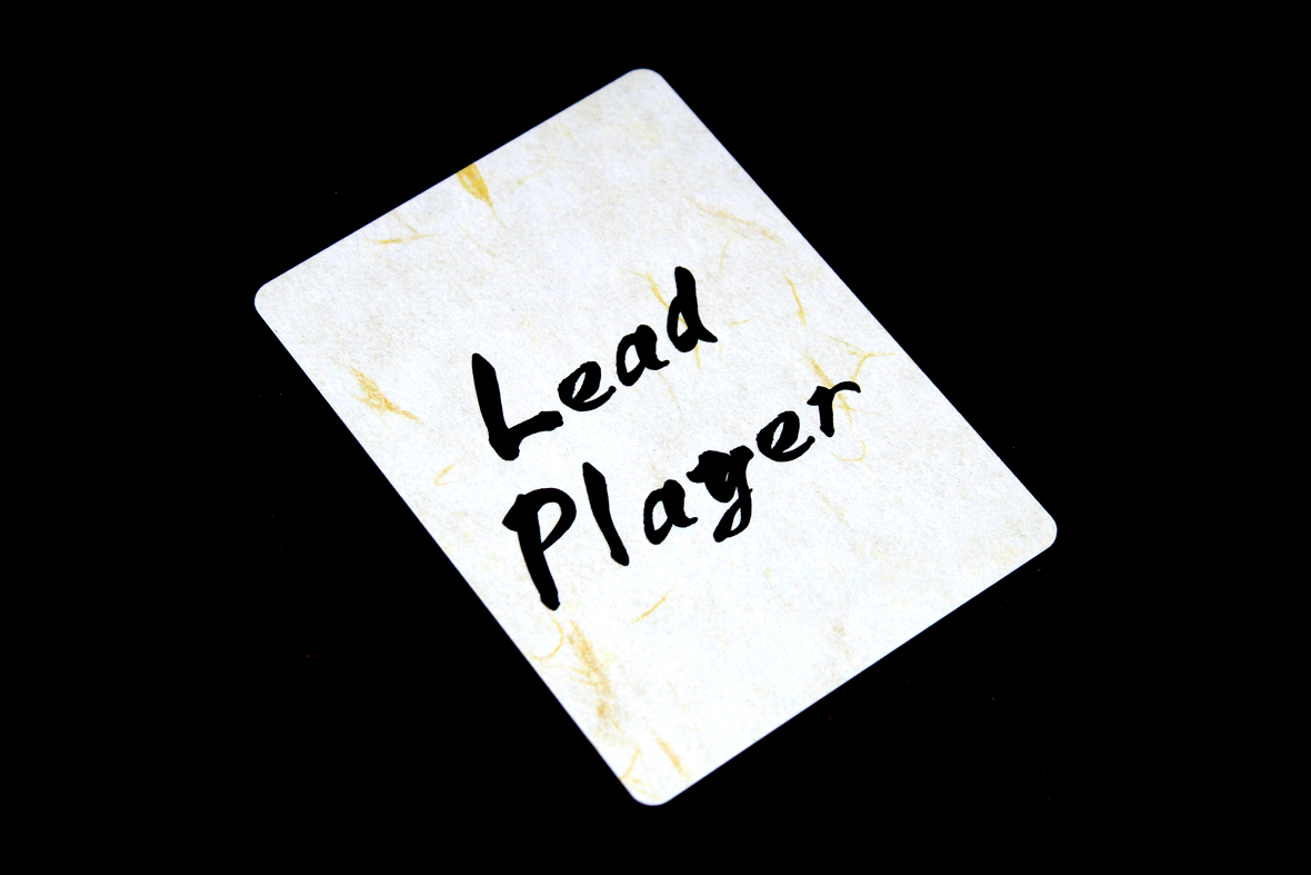 Lead Player Card