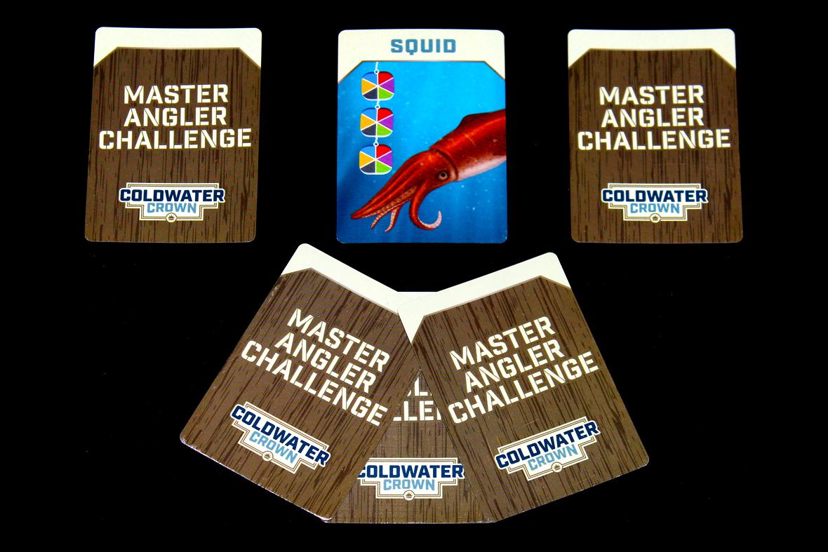 Master Angler Squids