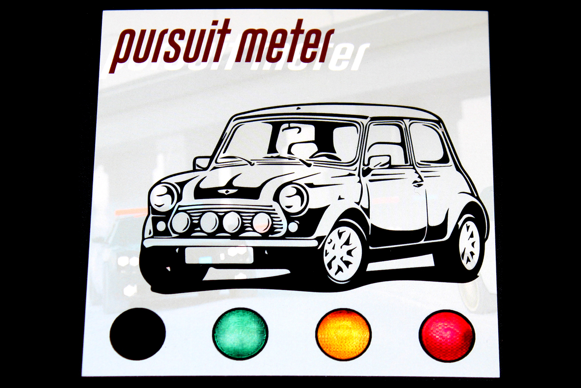Pursuit Meter