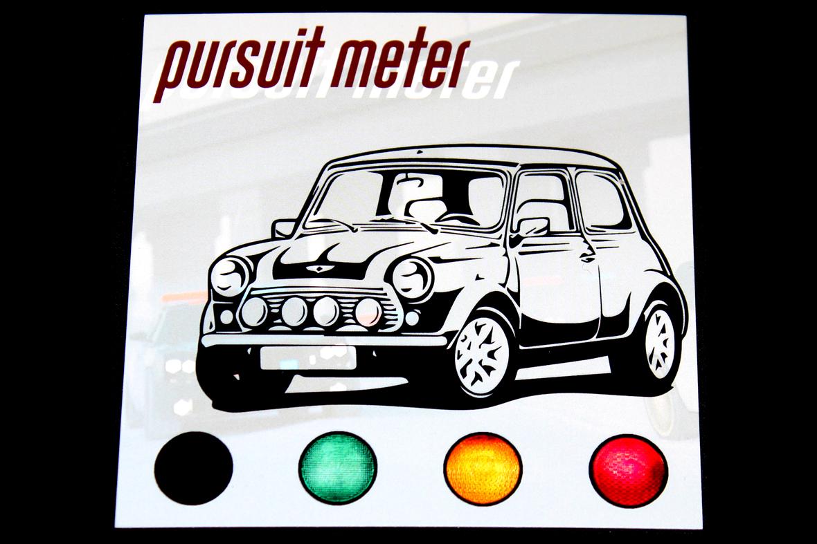 Pursuit Meter