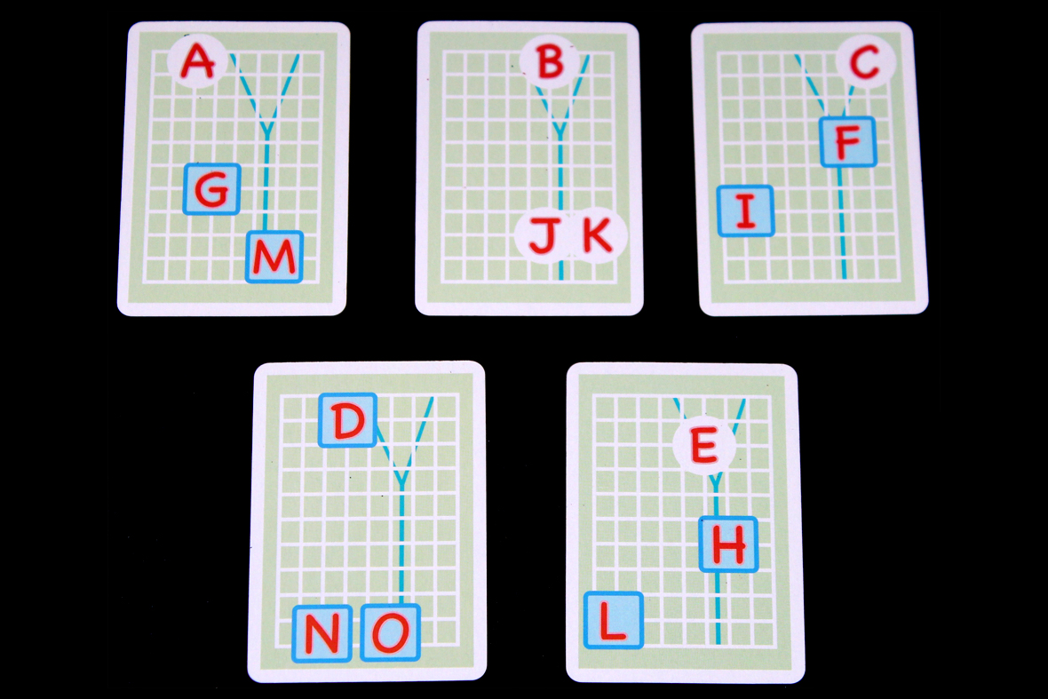 Route Planning Cards