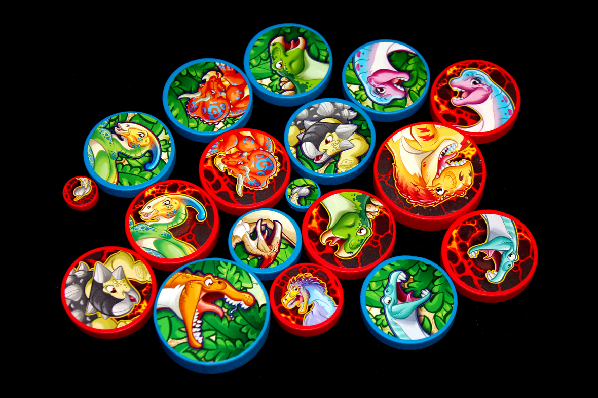 Dinosaur Tokens