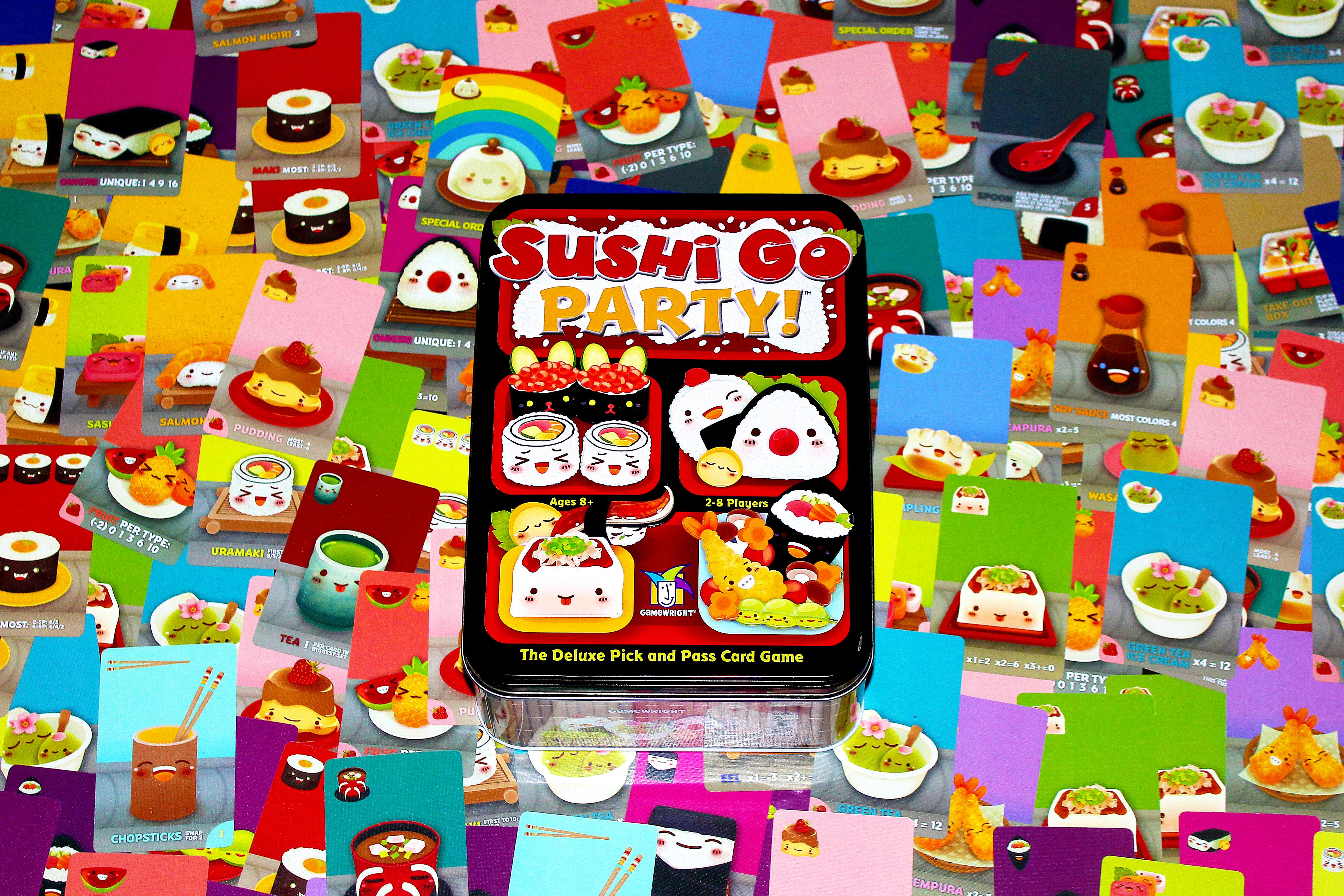 Sushi go party amazon