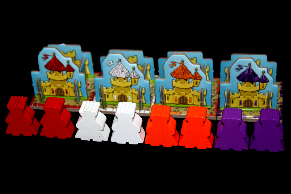 Kings + Castles