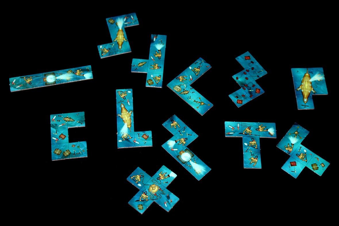 Tile Pieces