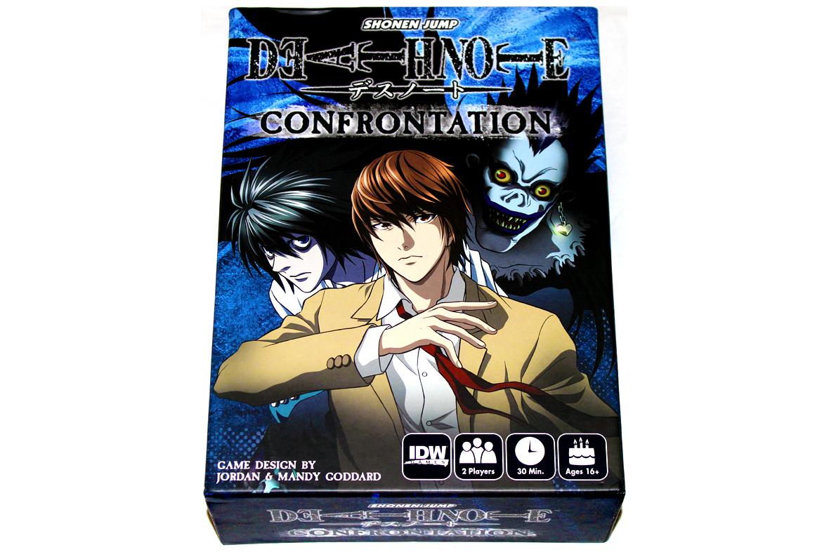 Confrontation Death Note
