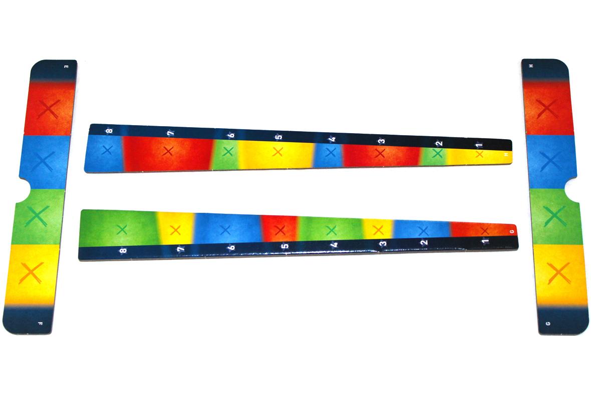 Color Mode Edge Pieces