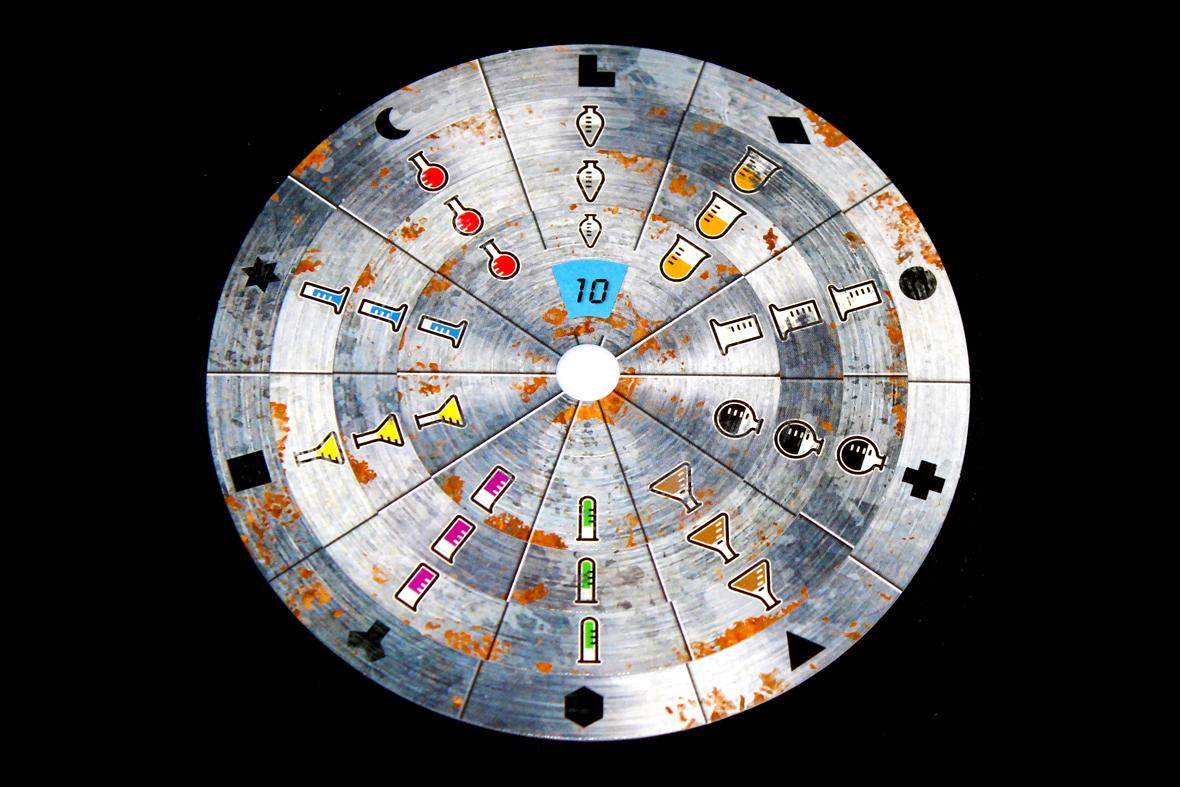 Decoder Disk