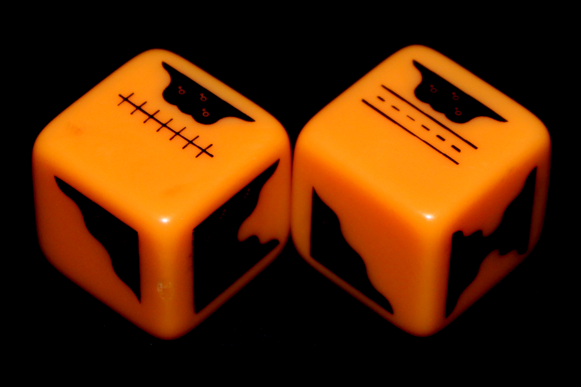 Expansion (Lava) Dice