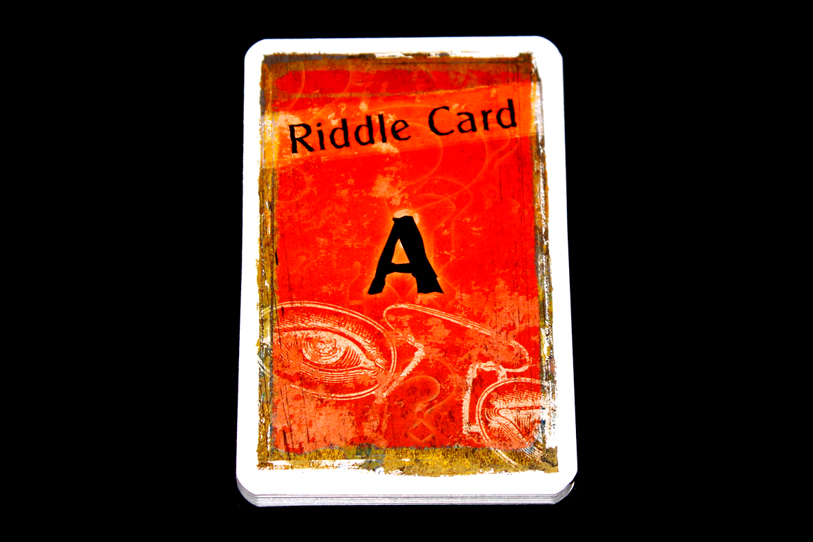 Riddle Card Stack