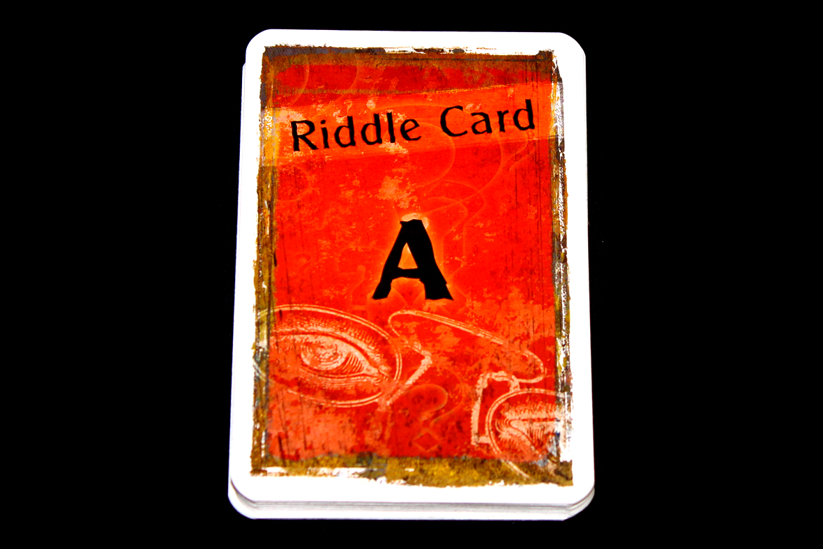 Riddle Cards