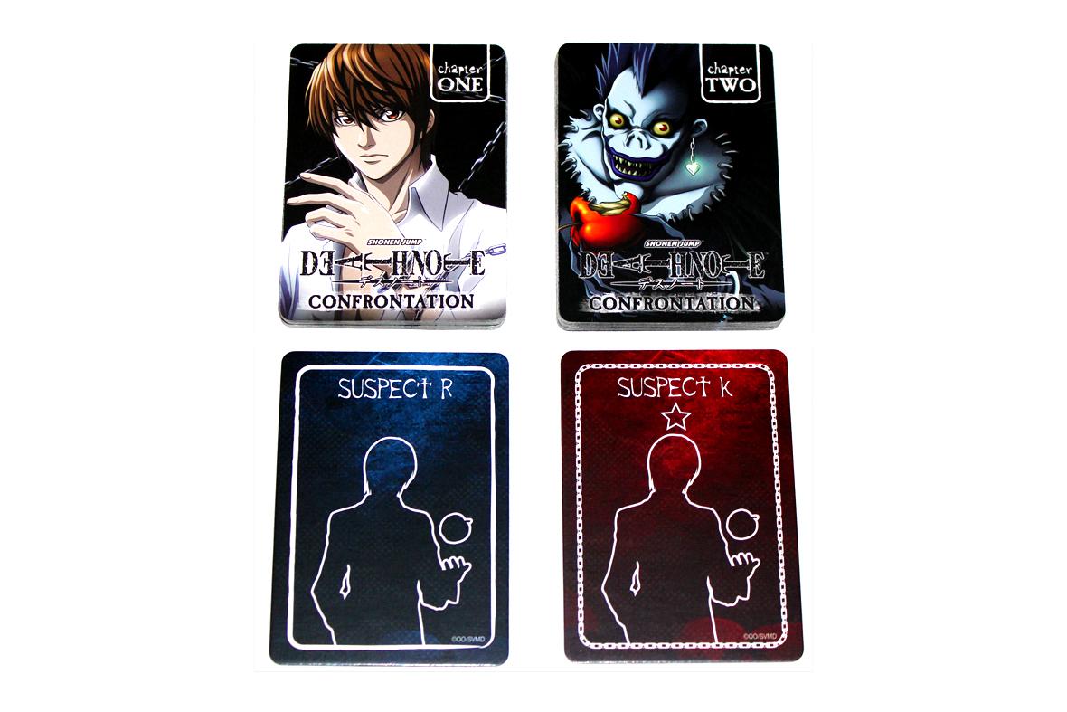 Suspect Cards
