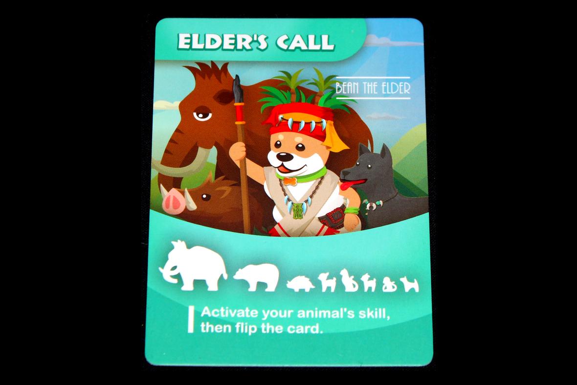 Legendary Character - Elder's Call