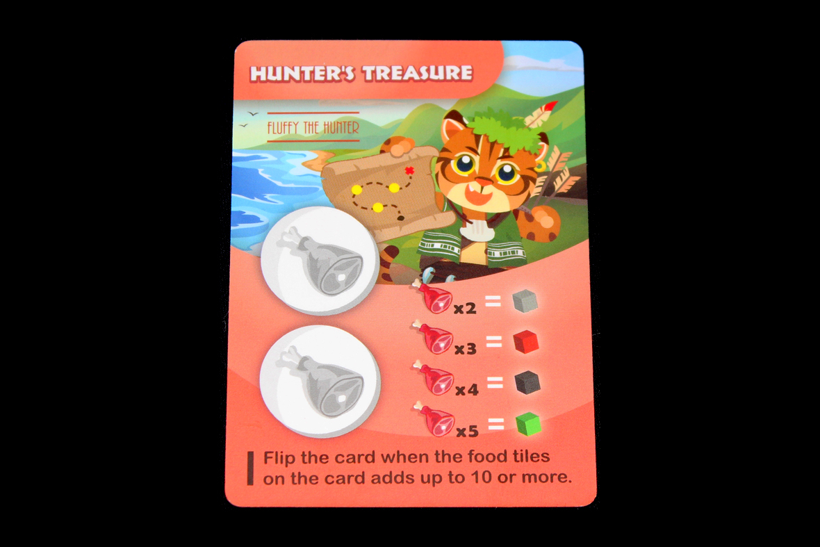 Legendary Character - Hunter's Treasure