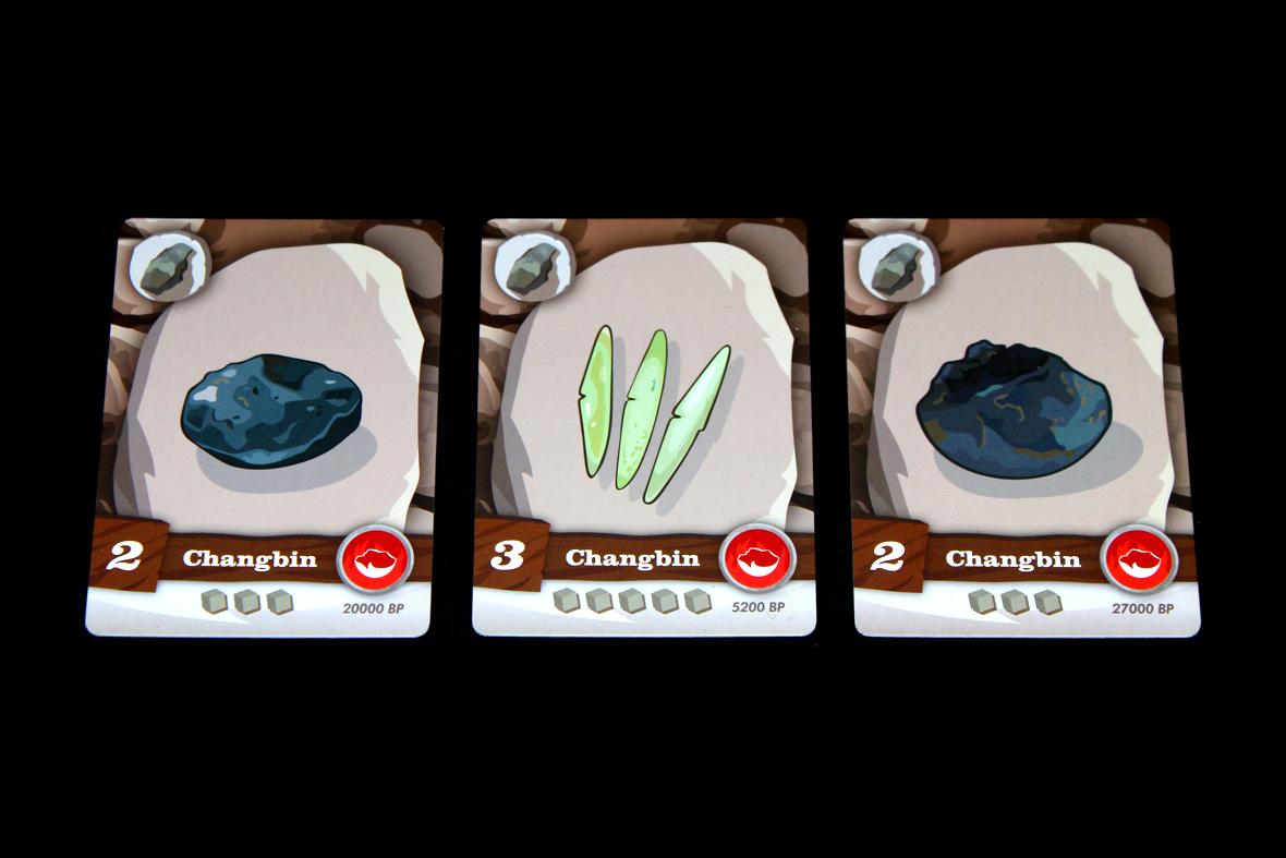 New Artifact Cards