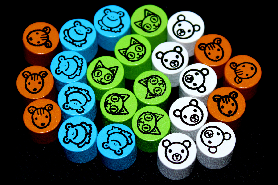 Animal Tokens