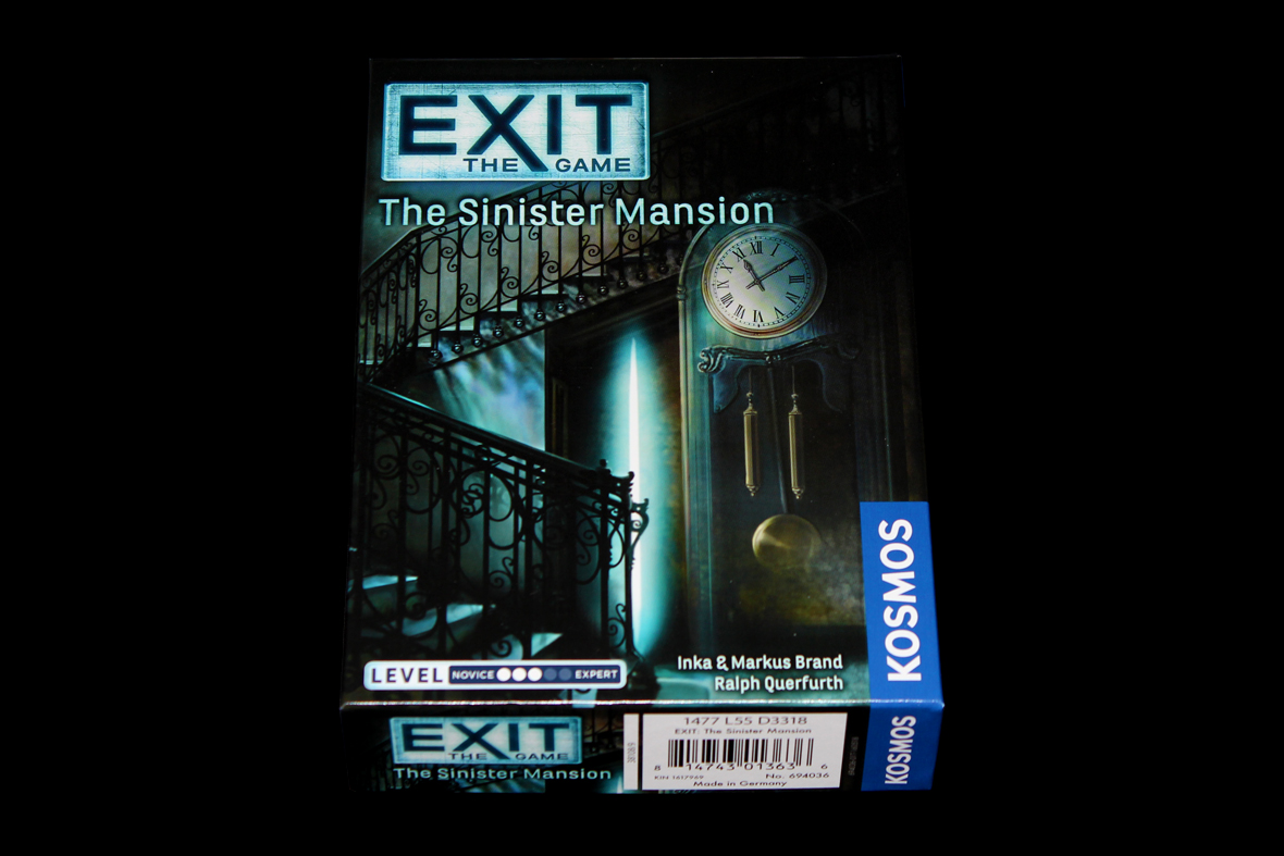 298 – EXIT: The Sinister Mansion [Spoiler-Free] – What's