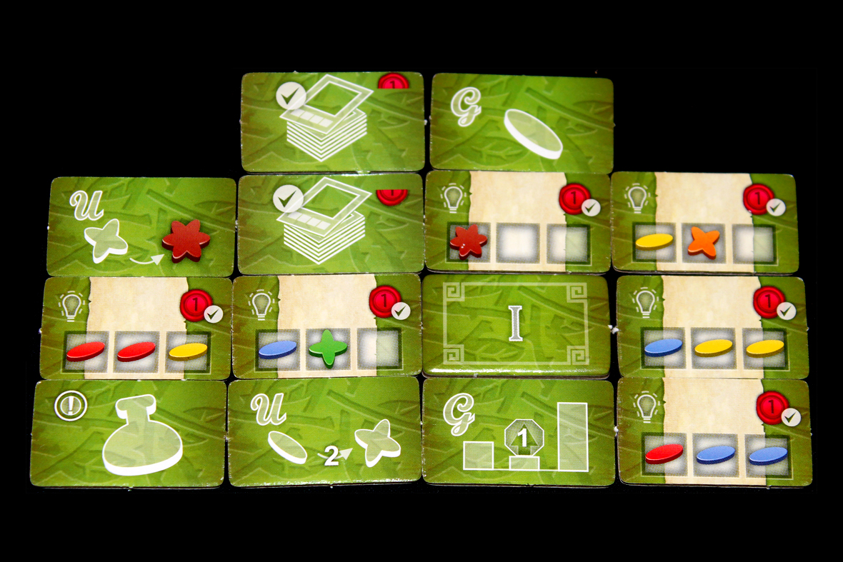 Level 1 Knowledge Tiles