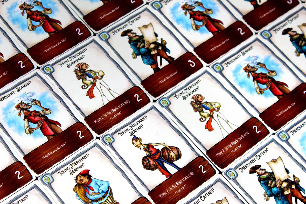 Merchant Cards