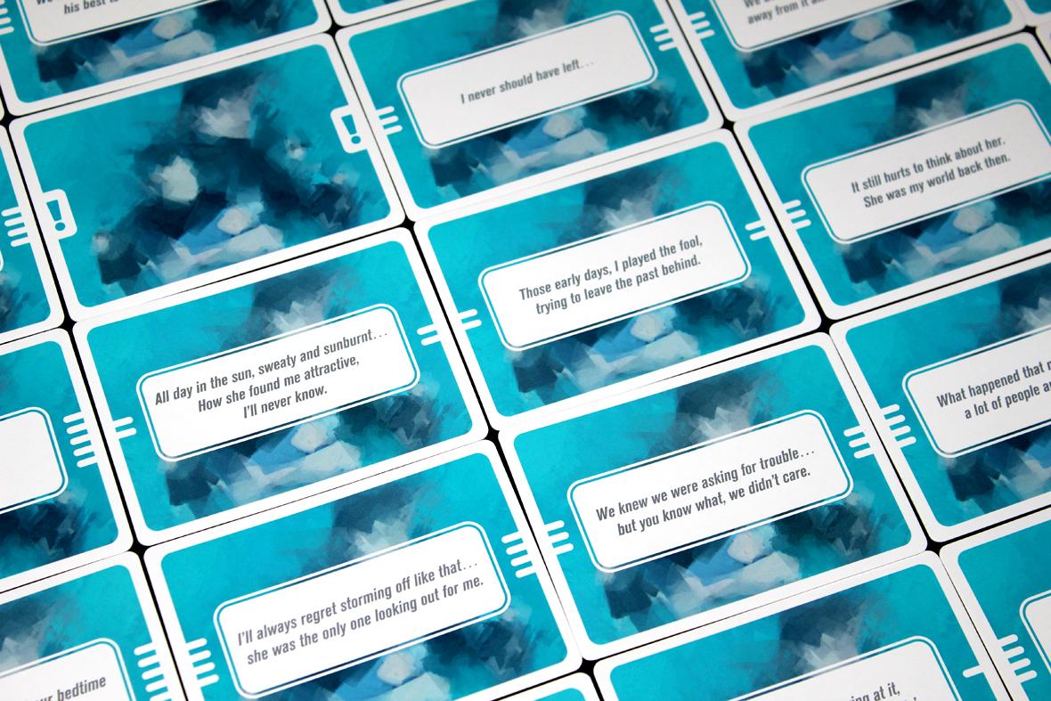 Partial Memory Cards