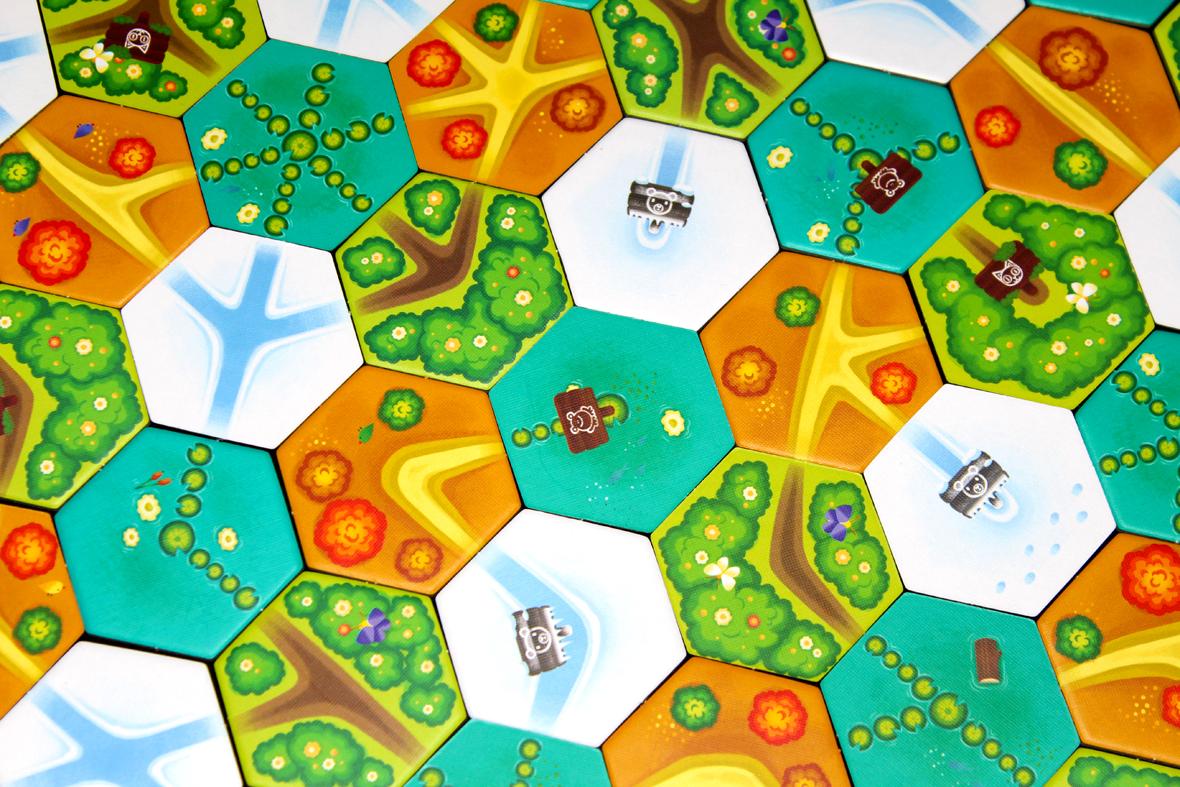 Path Tiles