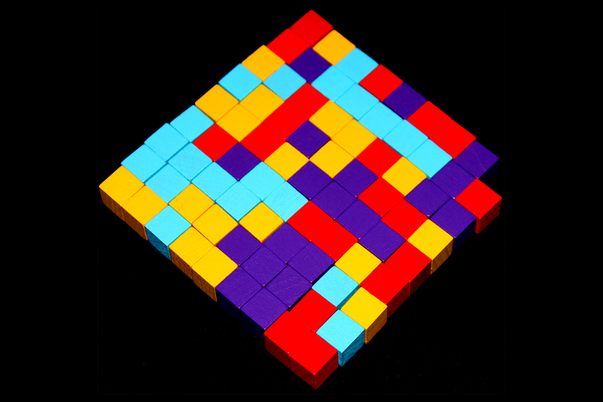 Resource Cubes