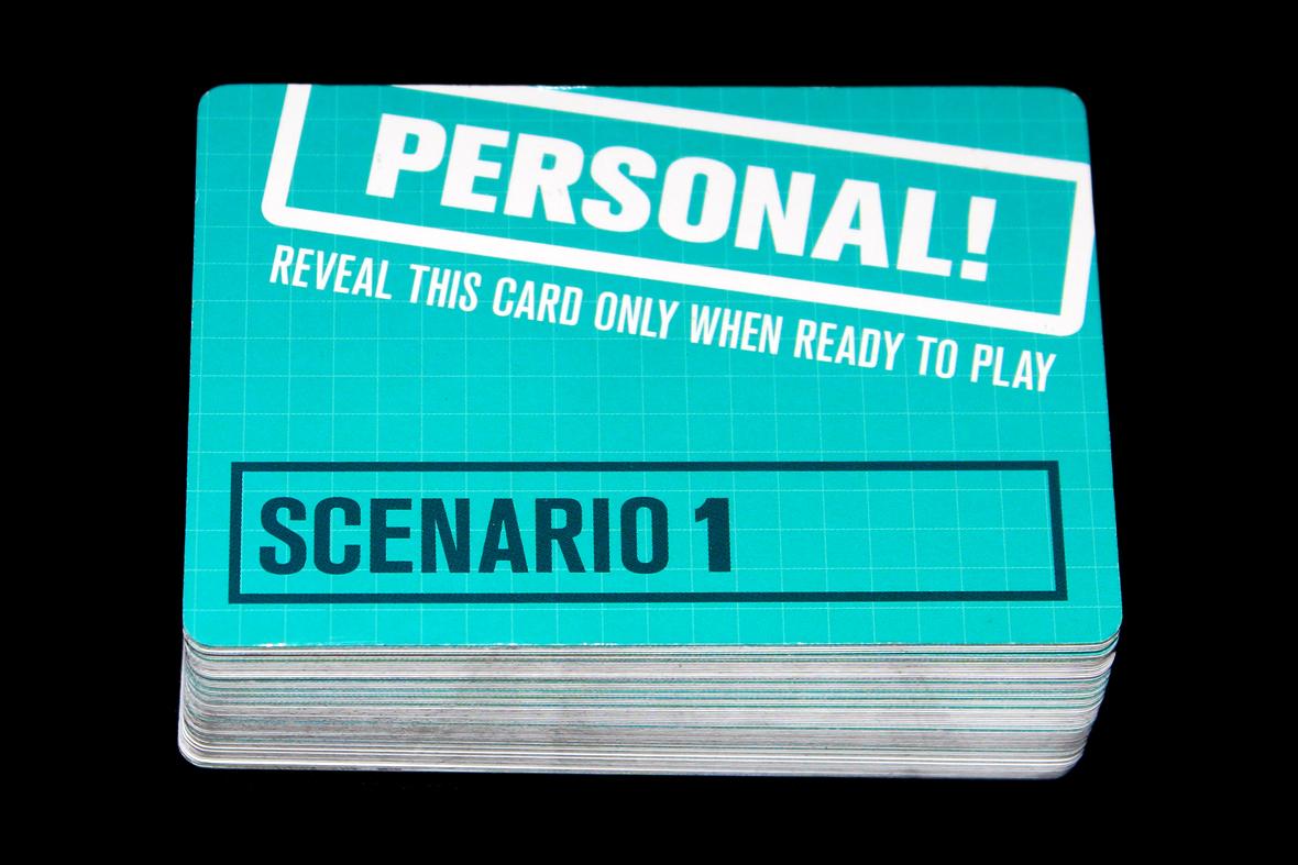 Scenario Deck