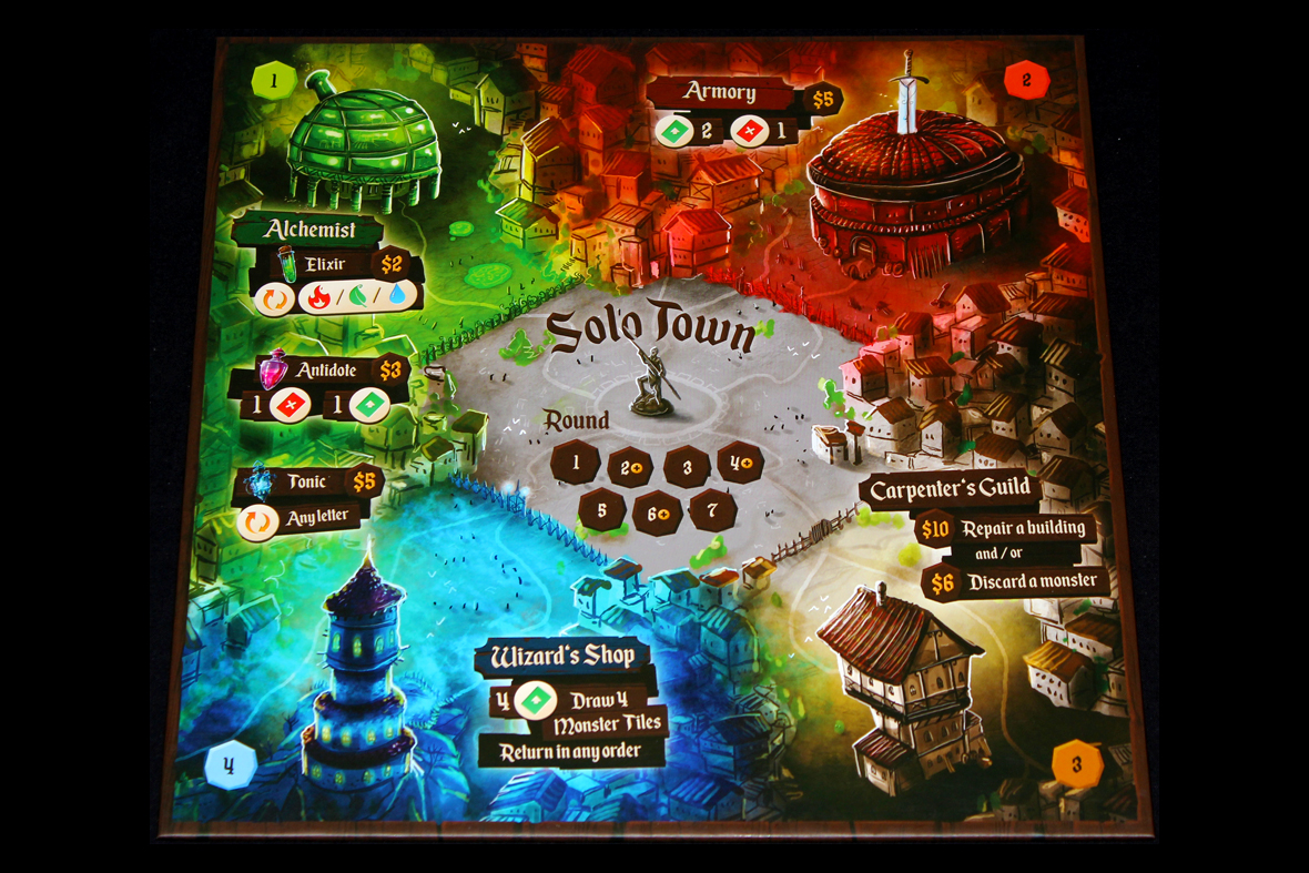 Solo Town
