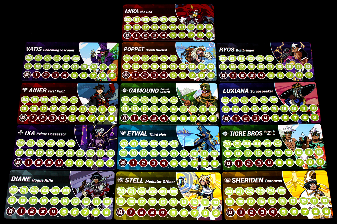All Characters