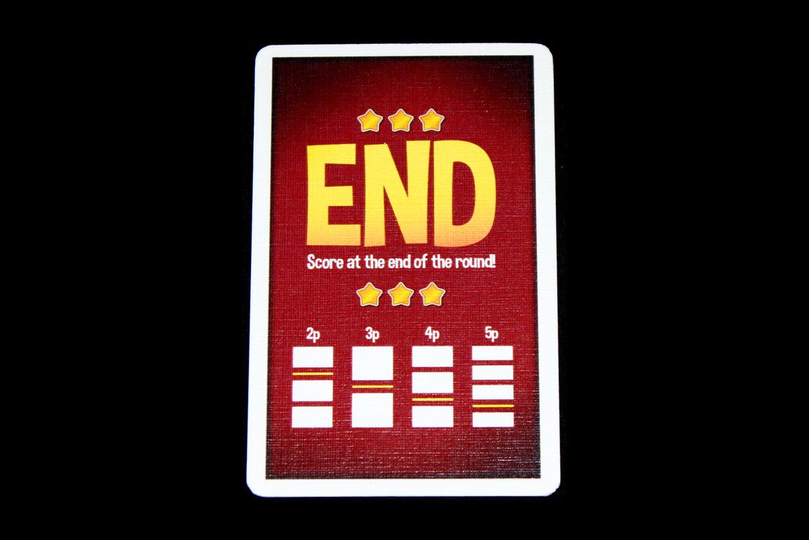 End Card