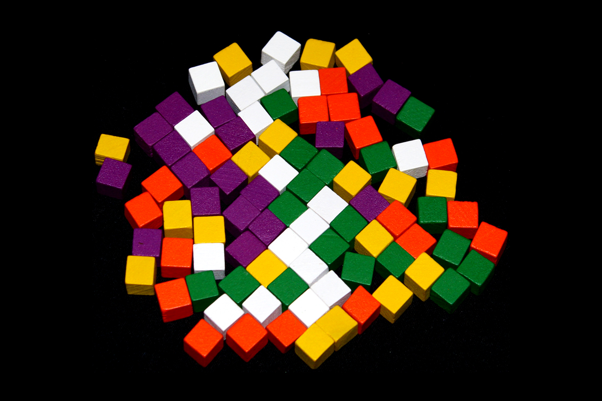 Influence Cubes