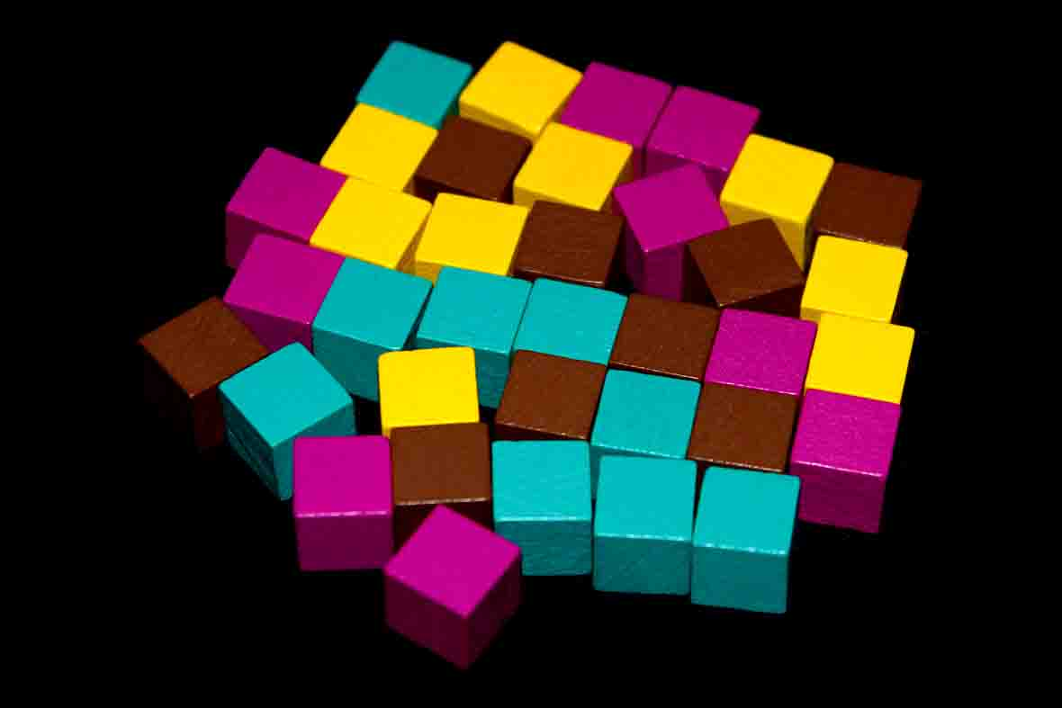 Influence Cubes