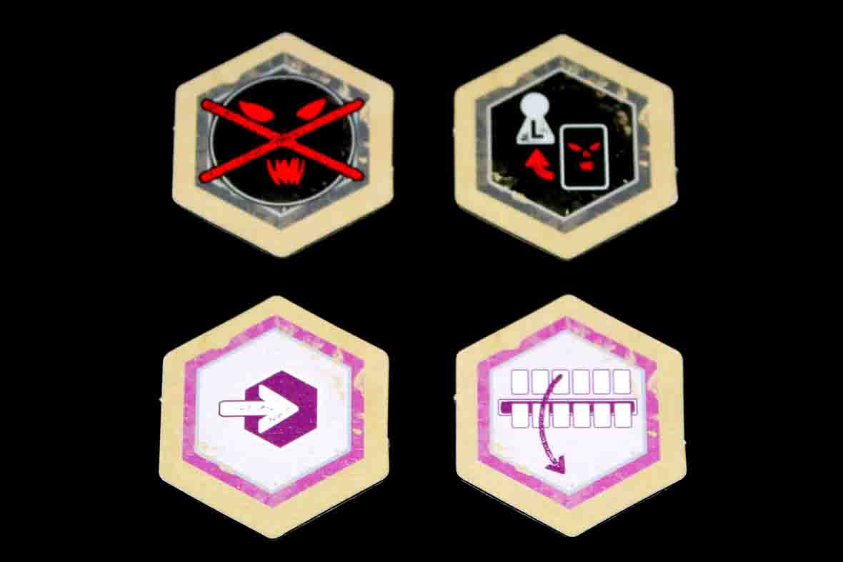 New Cave Tokens