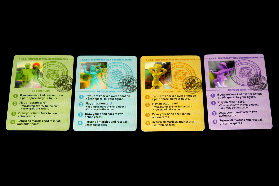 Player Aid Cards
