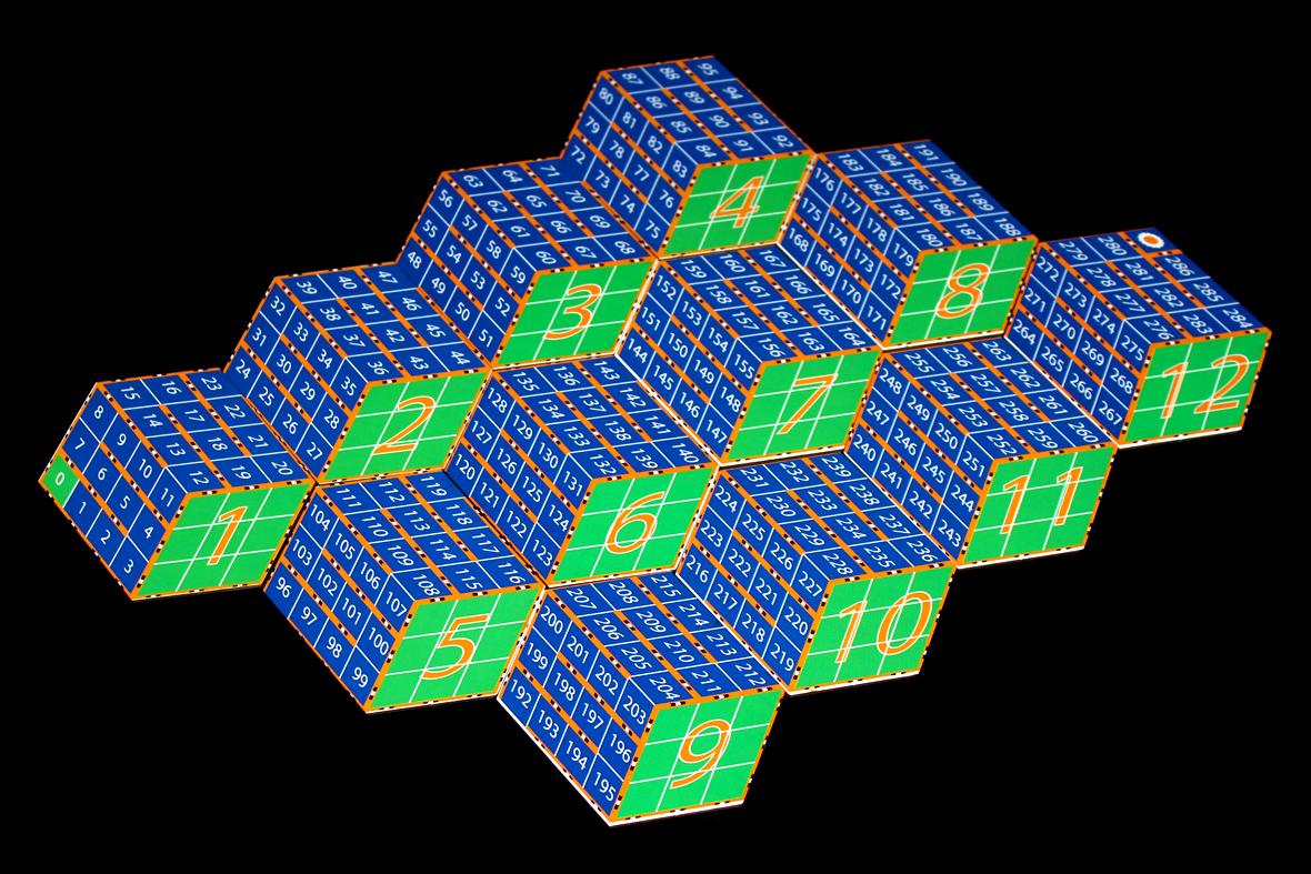scoring tiles