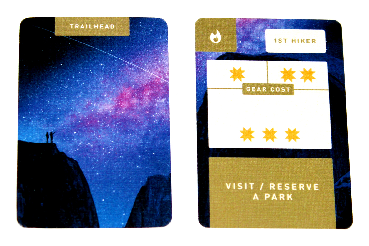 trailhead and end cards