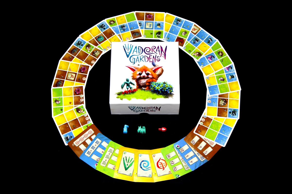 #373 – Vadoran Gardens – What's Eric Playing? image