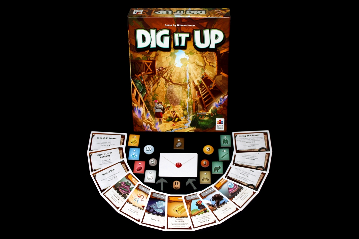#384 – DIG IT UP – What's Eric Playing? image