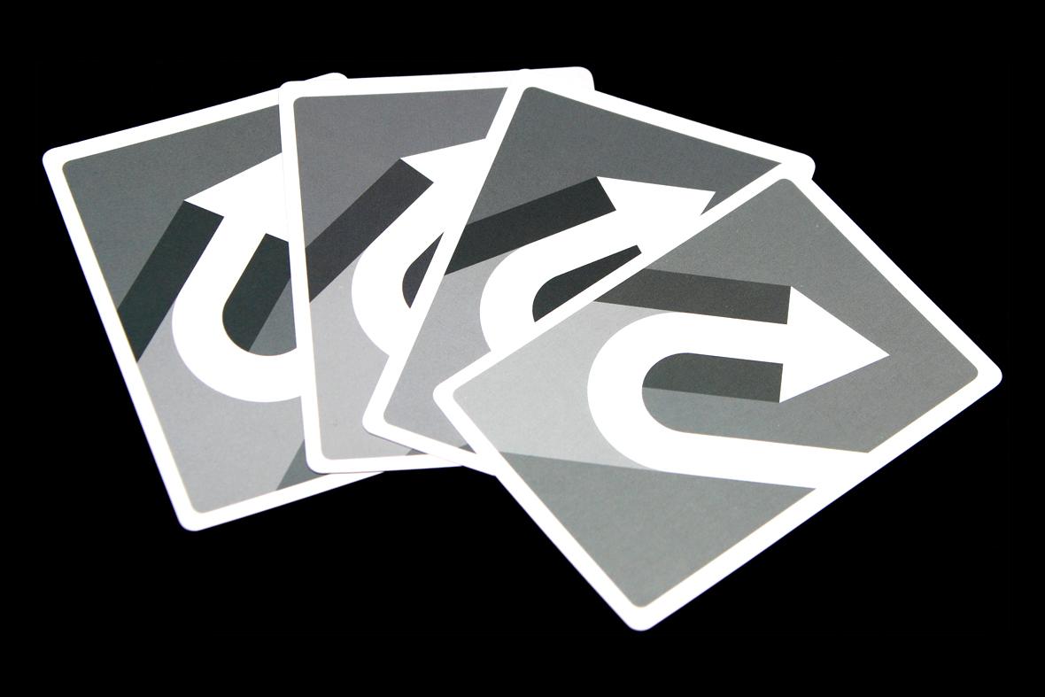 Reverse Cards