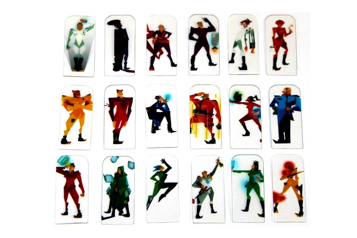 Character Standees