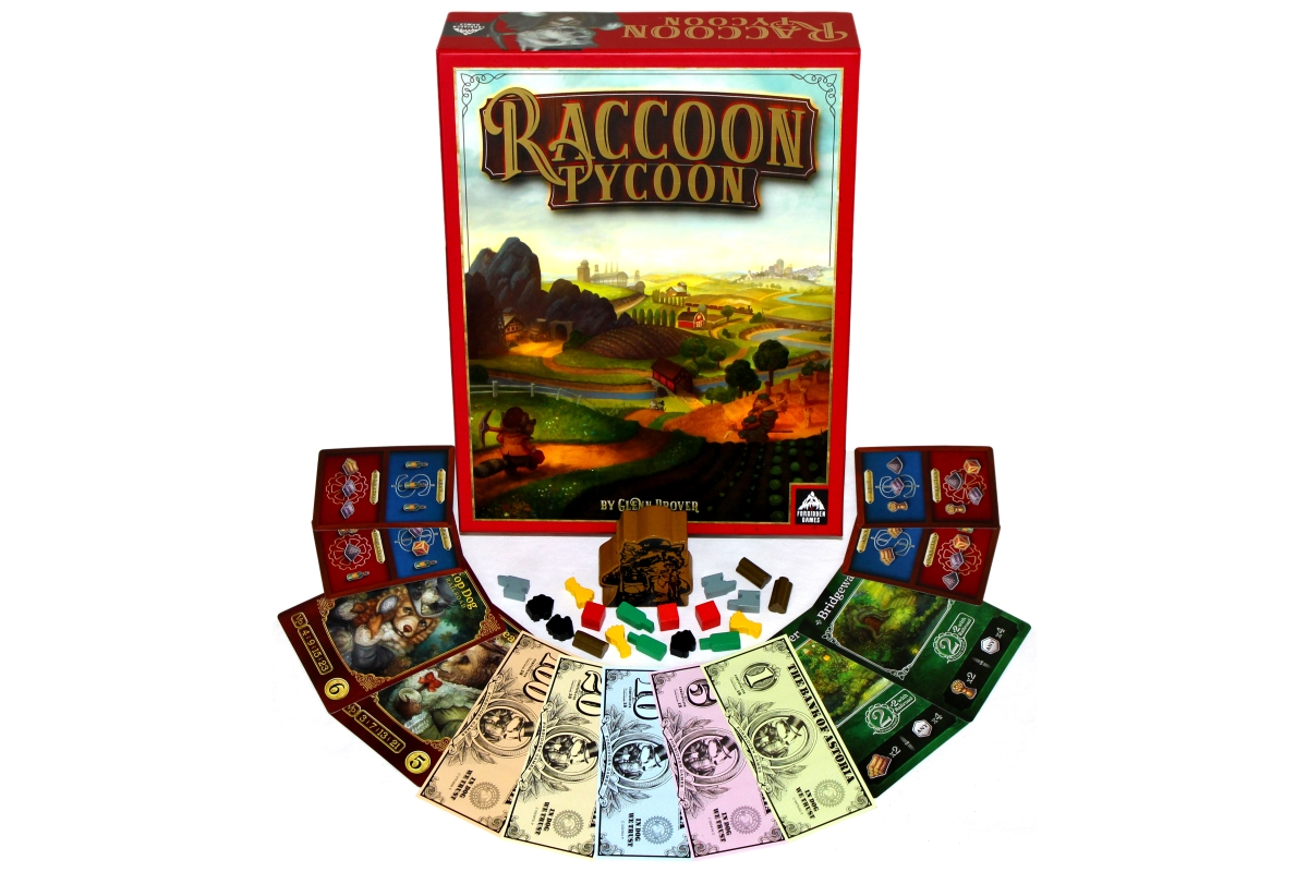 Tycoon Card Game