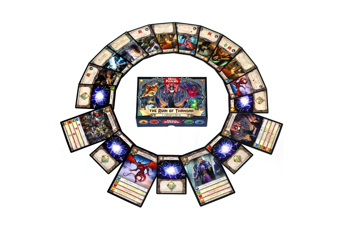 #399 – Hero Realms: The Ruin of Thandar – What's Eric Playing? image